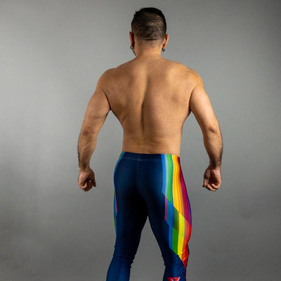 Pride Bodybuilding Tights (Midnight)