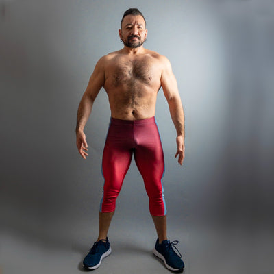 3/4 Analog Bodybuilding Tights
