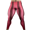 80's Retro Pomegranate Bodybuilding Tights