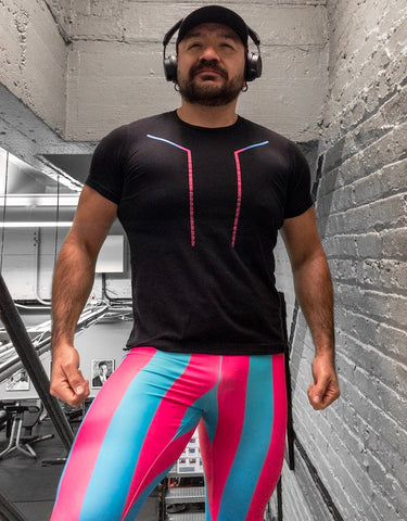 LSD Leggings For Men