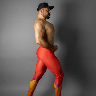 Skulli Bear Bodybuilding Tights for Men