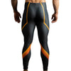Electric Orange Bodybuilding Tights