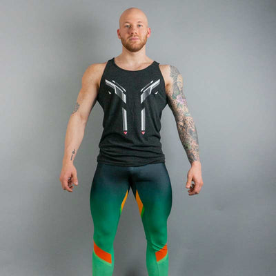 Green Venom Gym Outfit