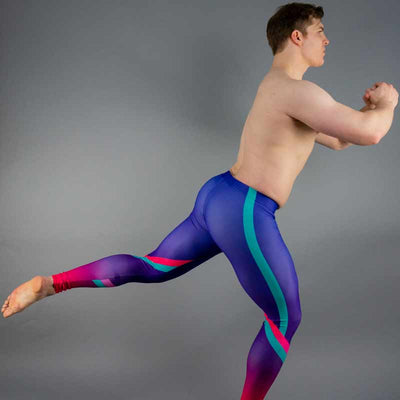 LAZR Blade Bodybuilding Tights For Men