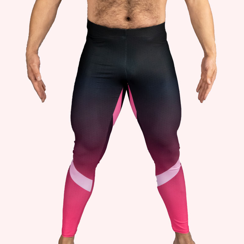 Pink Strongman Tights