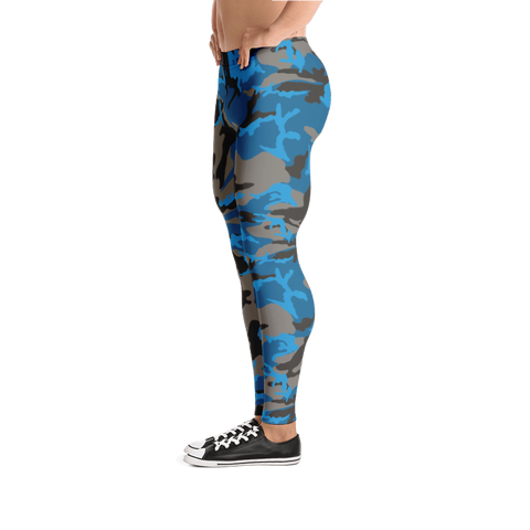Camo Águila Leggings For Men