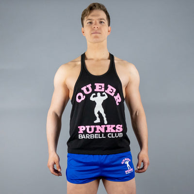 Queer Punks Stringer Tank Top