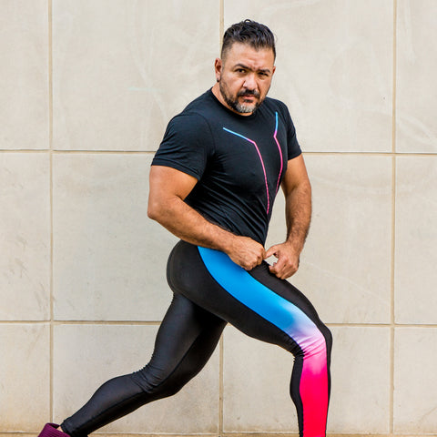 Rocket Compression Tights For Men
