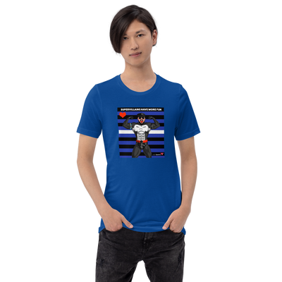 Supervillains Have More Fun T-Shirt
