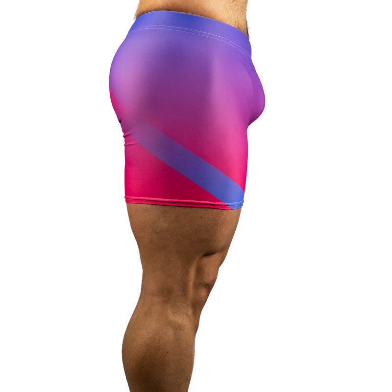 Synthpop Spandex Shorts
