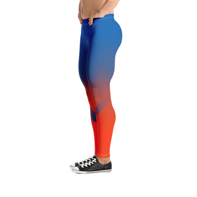 Synthwave Bodybuilding Tights for Men (Classic Fit)