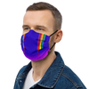 Pride Face Mask (80's Neon Edition)