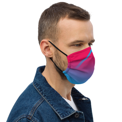 Synthpop Face Mask