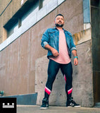 Neon Cherry Men's Leggings