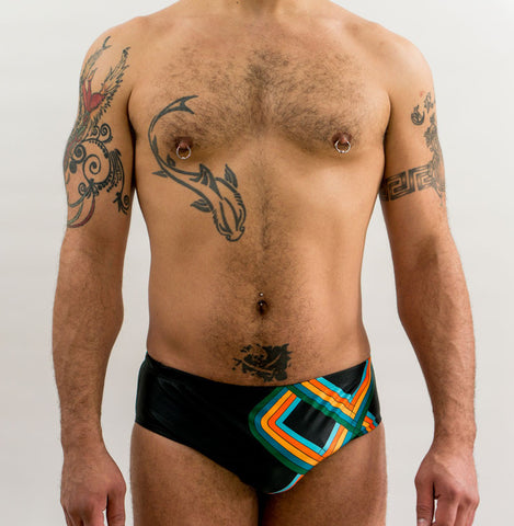 Deco Swim Brief