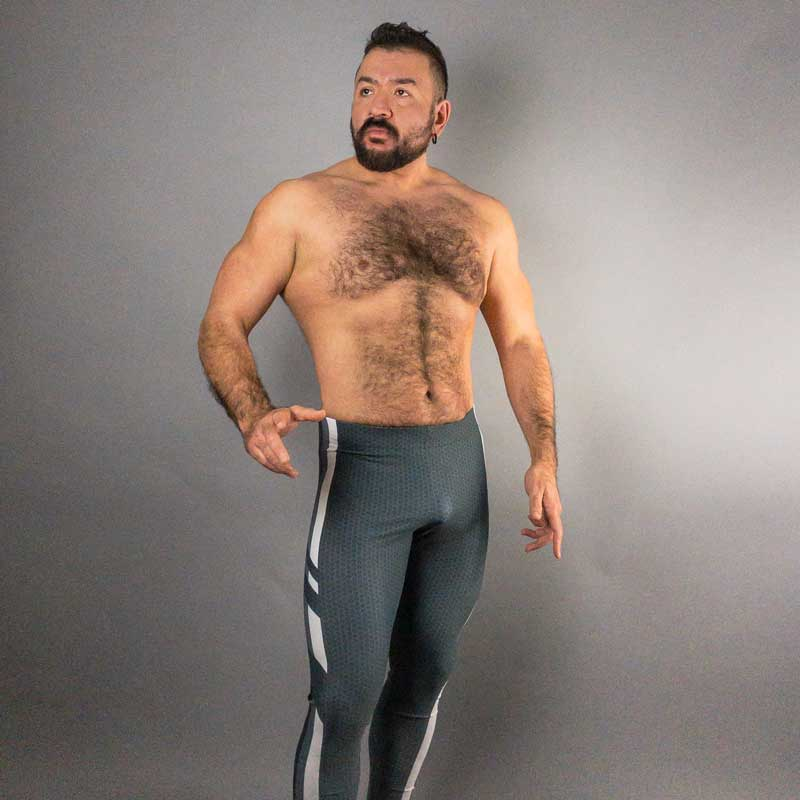 Autobahn Bodybuilding Tights For Men