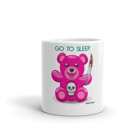 Go to Sleep Coffee Mug