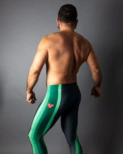 Drum Machine Bodybuilding Tights for Men