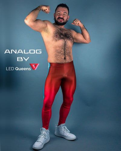 Analog Bodybuilding Tights For Men