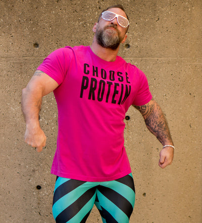 Choose Protein T-Shirt