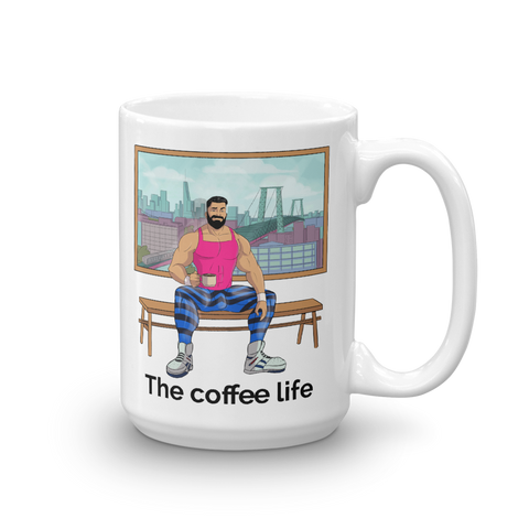 The Coffee Life Mug