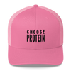 Choose Protein Mesh-Back Baseball Cap