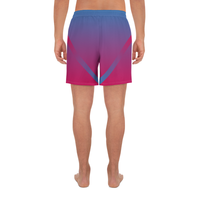 Synthpop Athletic Shorts