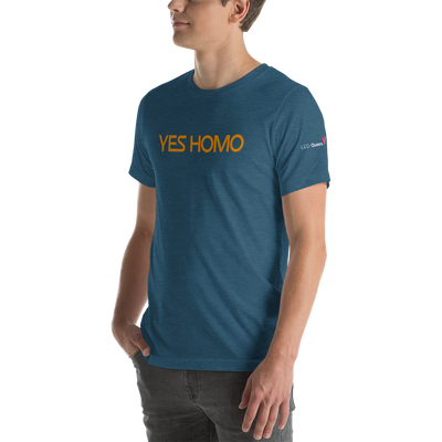 Yes Homo T-Shirt