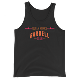 Queer Punks Barbell Club Tank Top