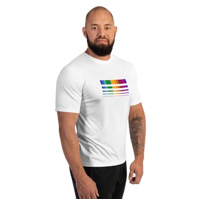 Pride 2020 Moisture-Wicking Performance Workout T-Shirt