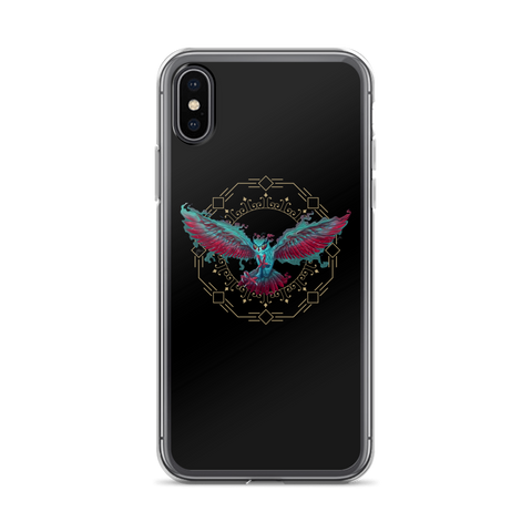 9 Lords of Night iPhone Case
