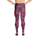 Camo Stag Leggings for Men
