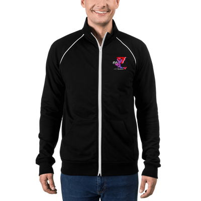 Queer Punks Barbell Club Fleece Jacket