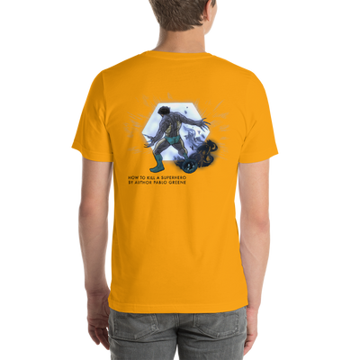 Roland Smoking Mirror T-Shirt (Gold Edition)