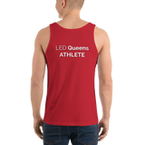 LED Queens Athlete Tank