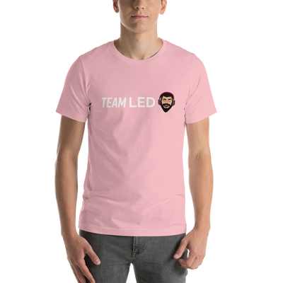 Team LED 100% Cotton T-Shirt