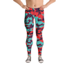Camo Crocodile Leggings for Men