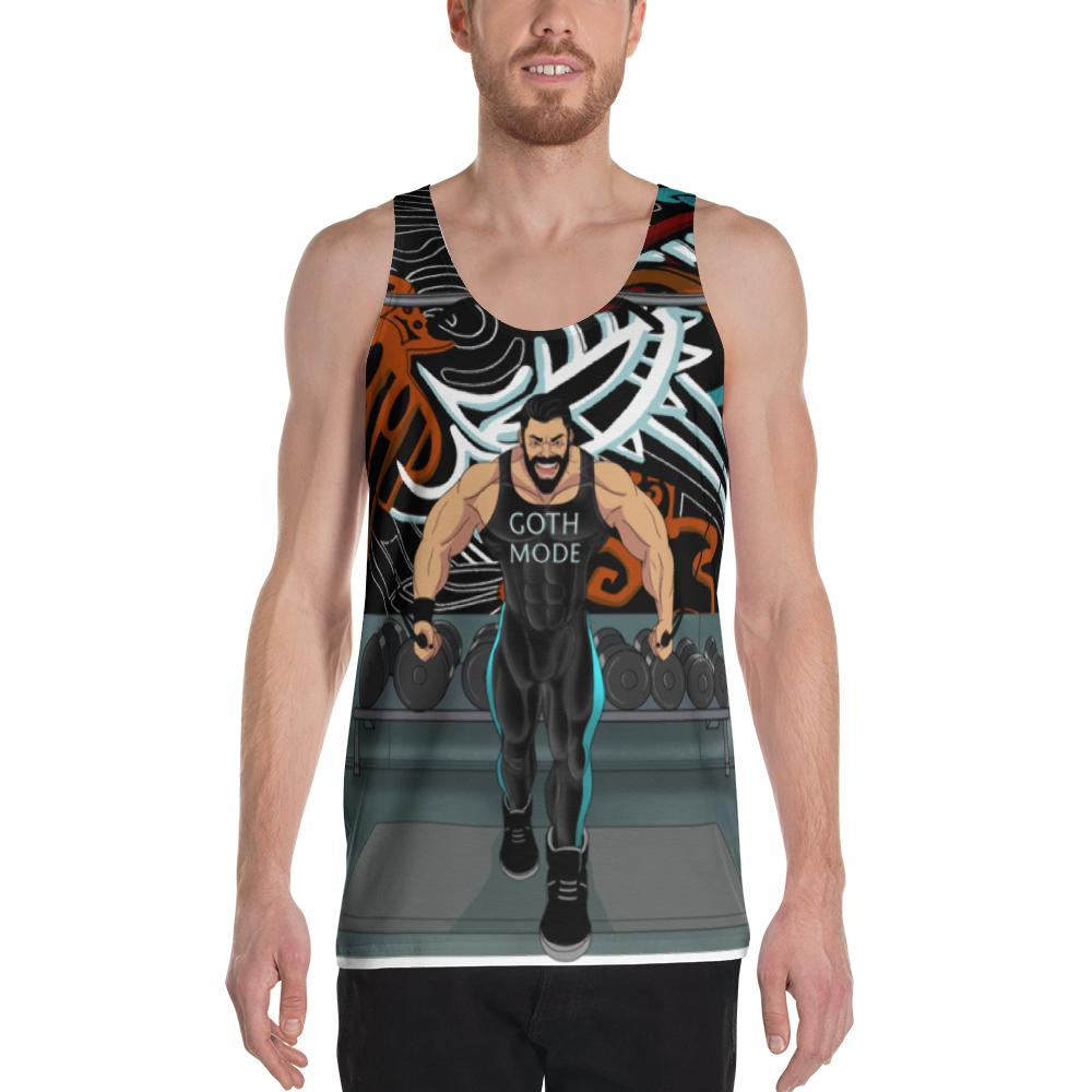 Pablito Goth Mode Tank Top (Deluxe Edition)
