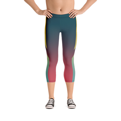Fruit Juice 3/4 Bodybuilding Tights