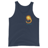 Xiuhtecutli: Fire God Tank Top