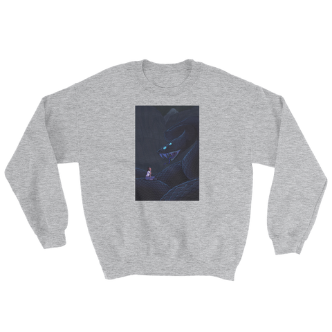13 Secret Cities Sweatshirt