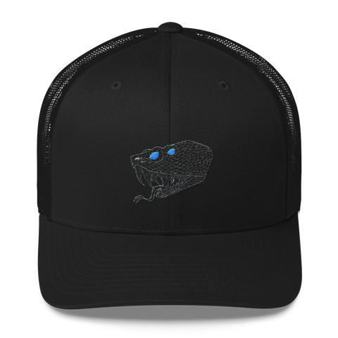 13 Secret Cities Mesh Baseball Cap
