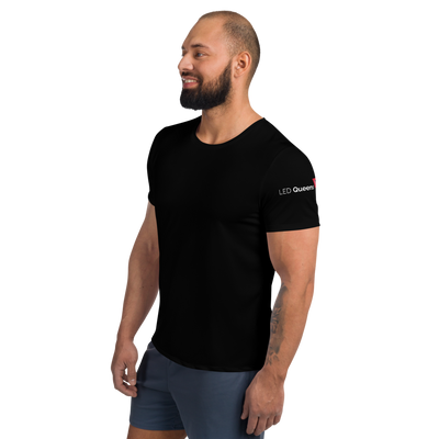 Iztli Moisture-Wicking Workout Shirt