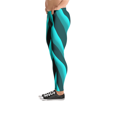 Electro Jade Bodybuilding Tights for Men