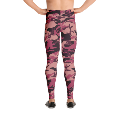 Camo Knife Leggings for Men