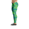 Camo Grass Leggings for Men