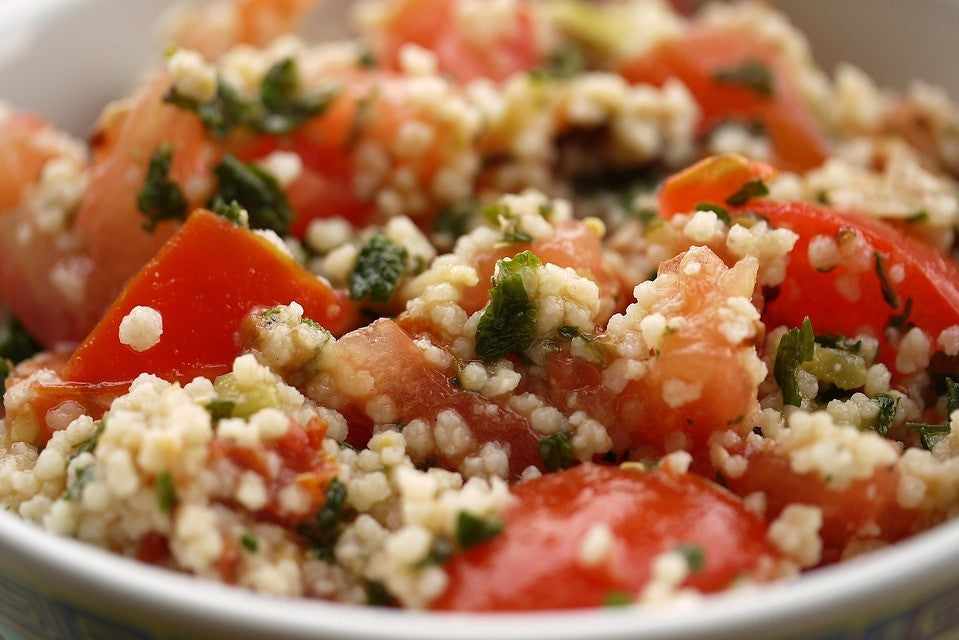 Moroccan couscous and harissa couscous recipes