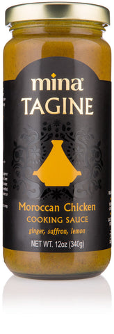Moroccan Chicken Tagine Sauce