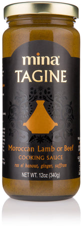 Moroccan Lamb/Beef Tagine Sauce