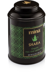 Shara, Organic Full Leaf Green Tea